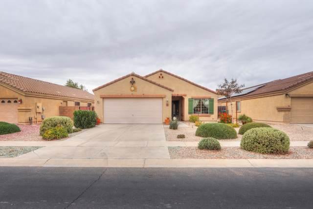 2178 W Pinkley Avenue, Coolidge, AZ 85128 (MLS #6018051) :: The Kenny Klaus Team