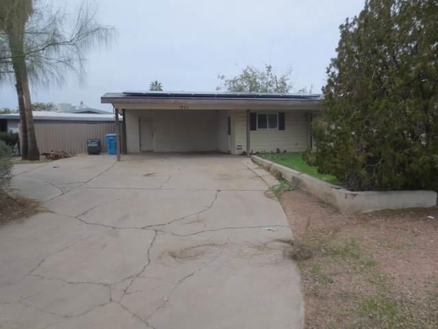 1744 W Tonto Lane, Phoenix, AZ 85027 (MLS #6018083) :: Devor Real Estate Associates