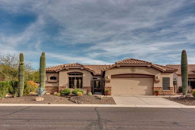 5415 S Red Yucca Lane, Gold Canyon, AZ 85118 (MLS #6018158) :: The Kenny Klaus Team