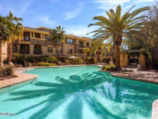 7601 E Indian Bend Road #3051, Scottsdale, AZ 85250 (MLS #6018249) :: The W Group