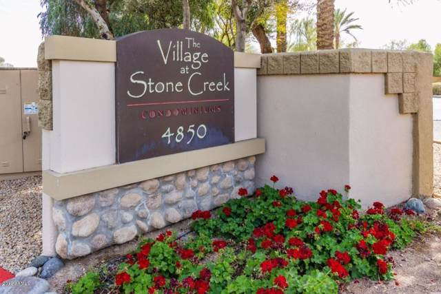 4850 E Desert Cove Avenue #108, Scottsdale, AZ 85254 (MLS #6018250) :: The W Group