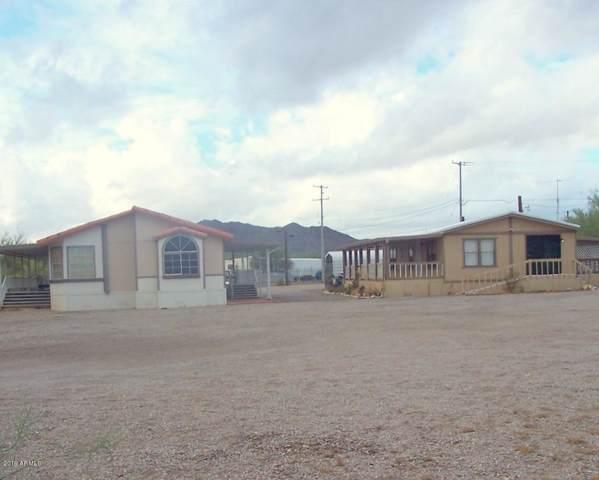 30 N Emelia Avenue N, Quartzsite, AZ 85346 (MLS #6018276) :: The Kenny Klaus Team