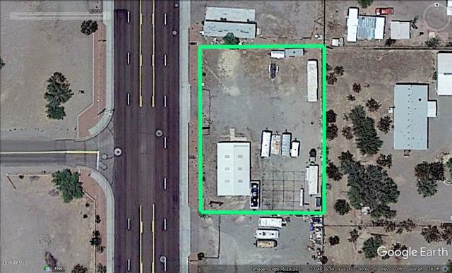 645 N Central Boulevard, Quartzsite, AZ 85346 (MLS #6018282) :: The Kenny Klaus Team