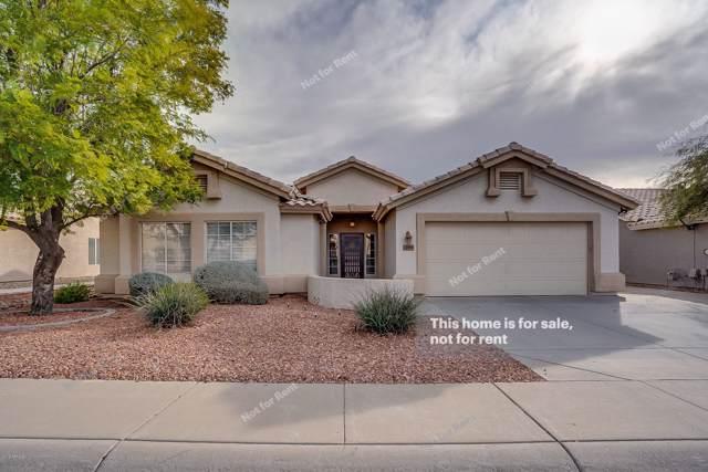 22389 N 69TH Avenue, Glendale, AZ 85310 (MLS #6018327) :: Riddle Realty Group - Keller Williams Arizona Realty