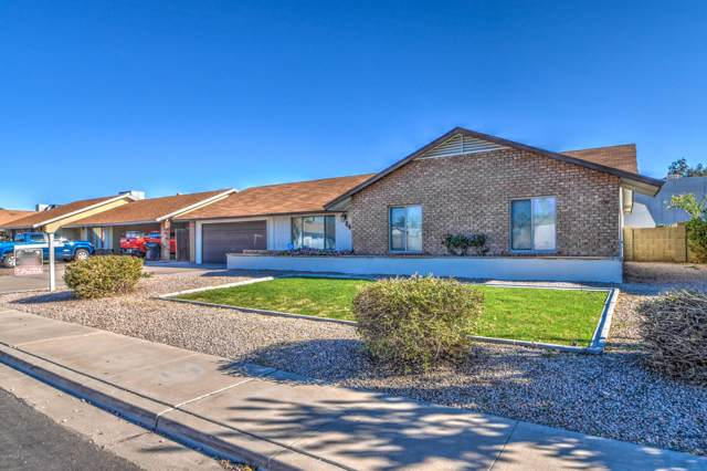 845 S Vineyard, Mesa, AZ 85210 (MLS #6018381) :: The Mahoney Group