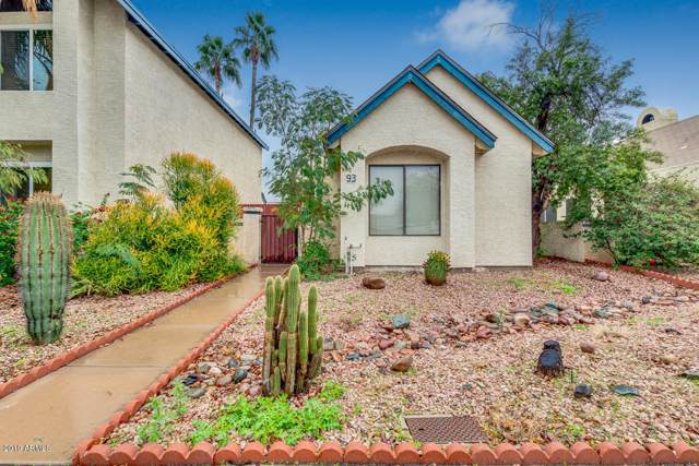 1535 N Horne Avenue #93, Mesa, AZ 85203 (MLS #6018487) :: The Bill and Cindy Flowers Team