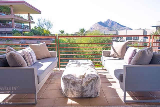7131 E Rancho Vista Drive #5007, Scottsdale, AZ 85251 (MLS #6018492) :: The Kenny Klaus Team
