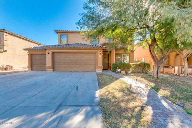 4267 E Whitehall Drive, San Tan Valley, AZ 85140 (MLS #6018503) :: The Kenny Klaus Team