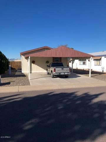 11275 N 99TH Avenue #156, Peoria, AZ 85345 (MLS #6018530) :: The Kenny Klaus Team