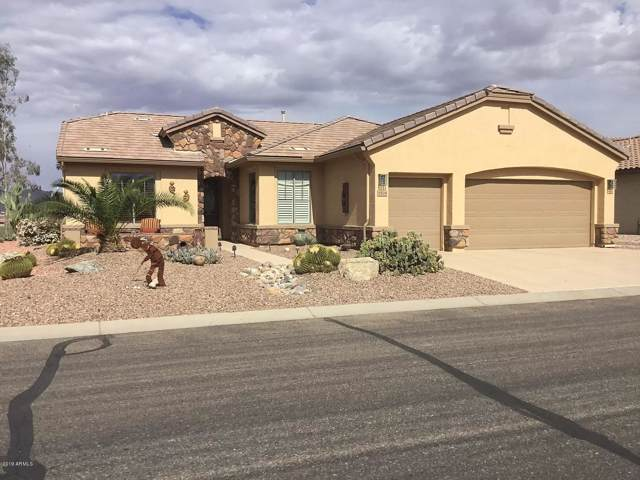 5528 N Globe Drive, Eloy, AZ 85131 (MLS #6018553) :: Openshaw Real Estate Group in partnership with The Jesse Herfel Real Estate Group