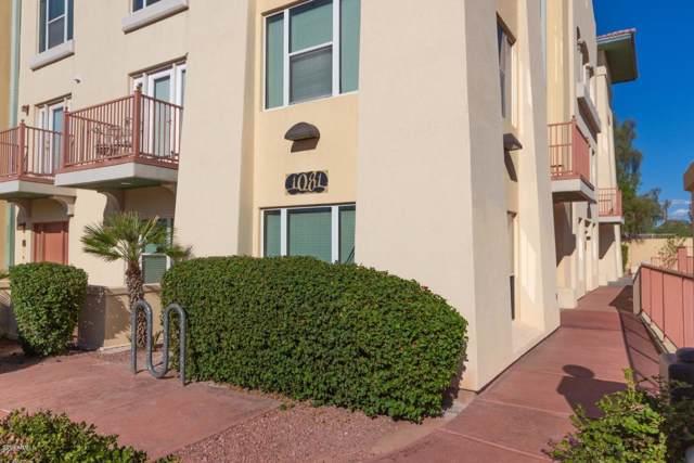 1081 W 1ST Street #8, Tempe, AZ 85281 (MLS #6018581) :: The Laughton Team
