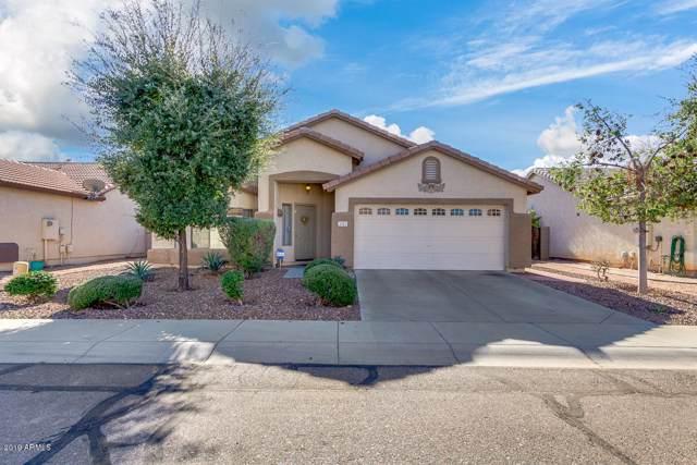 1411 E Hidalgo Avenue, Phoenix, AZ 85040 (MLS #6018612) :: Brett Tanner Home Selling Team