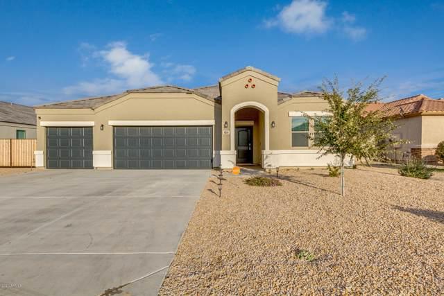 10614 E Sunflower Court, Florence, AZ 85132 (MLS #6018644) :: Brett Tanner Home Selling Team