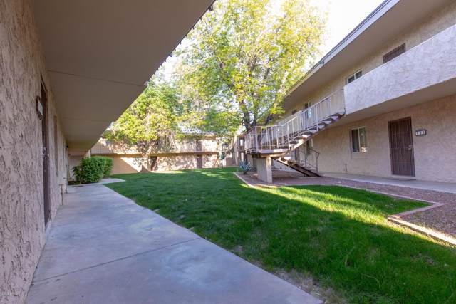 3314 N 68TH Street #141, Scottsdale, AZ 85251 (MLS #6018784) :: My Home Group