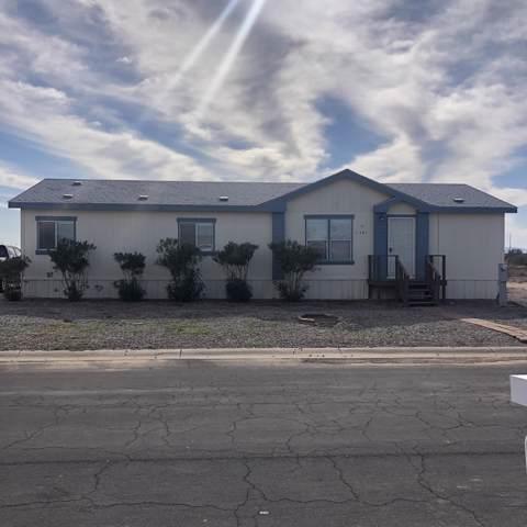 11487 W Stagecoach Road, Arizona City, AZ 85123 (MLS #6018877) :: The Kenny Klaus Team