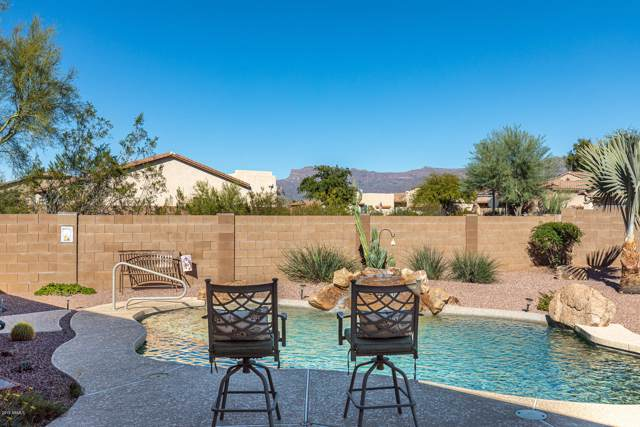 8343 S Lucky Seven Court, Gold Canyon, AZ 85118 (MLS #6018933) :: The Kenny Klaus Team