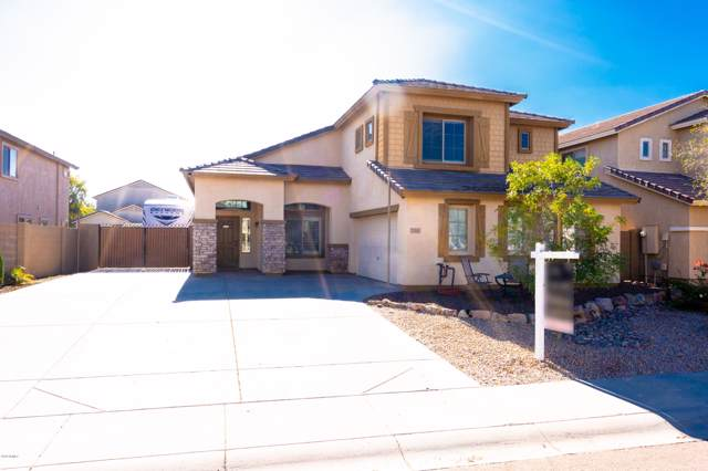 2561 W Silver Streak Way, Queen Creek, AZ 85142 (MLS #6018936) :: Team Wilson Real Estate