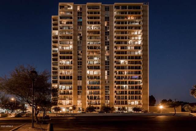 2323 N Central Avenue #405, Phoenix, AZ 85004 (MLS #6019018) :: Long Realty West Valley