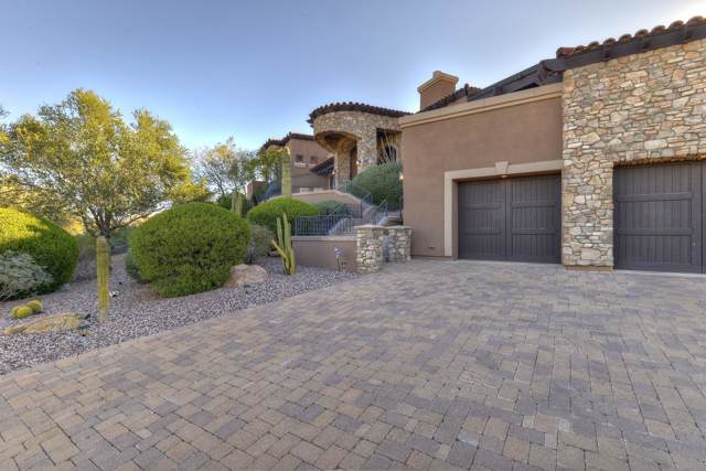 15317 E Firerock Country Club Drive, Fountain Hills, AZ 85268 (MLS #6019050) :: The Kenny Klaus Team