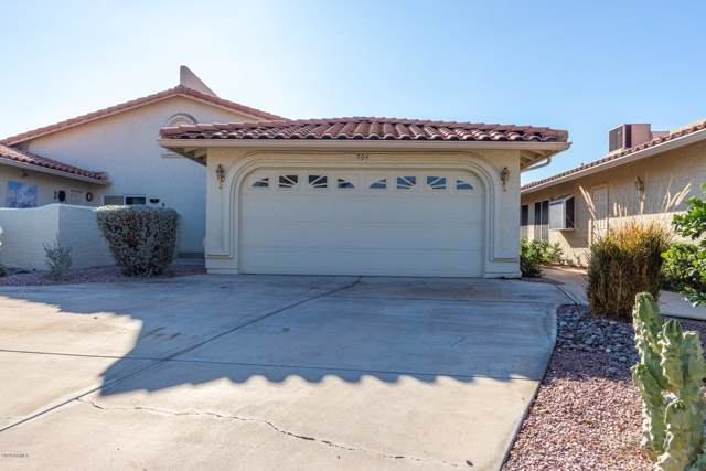 704 Leisure World, Mesa, AZ 85206 (MLS #6019053) :: Devor Real Estate Associates