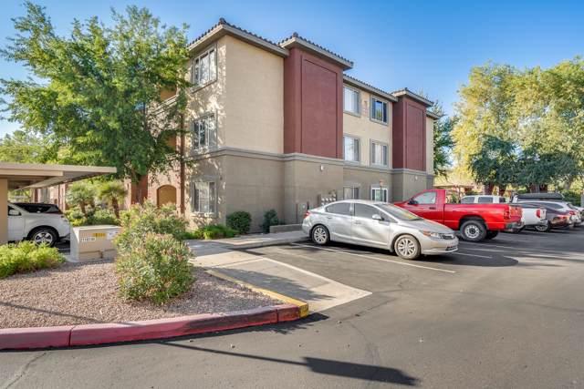 5401 E Van Buren Street #3105, Phoenix, AZ 85008 (MLS #6019059) :: The Laughton Team