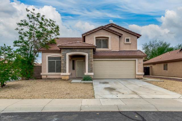 10387 W Dana Lane, Avondale, AZ 85323 (MLS #6019071) :: Brett Tanner Home Selling Team