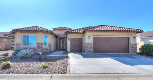 4371 W Agave Avenue, Eloy, AZ 85131 (MLS #6019075) :: Yost Realty Group at RE/MAX Casa Grande