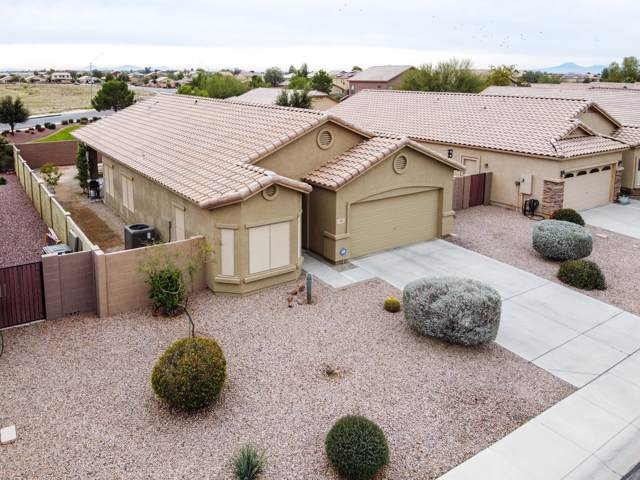 1361 E Martha Drive, Casa Grande, AZ 85122 (MLS #6019076) :: The Kenny Klaus Team