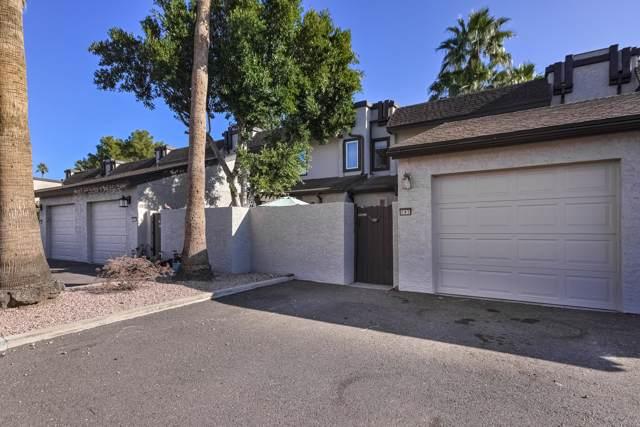 2338 W Lindner Avenue #4, Mesa, AZ 85202 (MLS #6019195) :: The Kenny Klaus Team