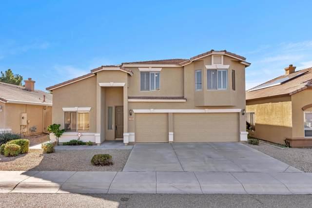 1127 E Potter Drive, Phoenix, AZ 85024 (MLS #6019212) :: The Laughton Team