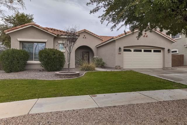 2986 E Vernon Street, Gilbert, AZ 85298 (MLS #6019222) :: The Kenny Klaus Team