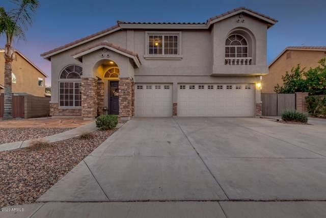 521 E Rosebud Drive, San Tan Valley, AZ 85143 (MLS #6019370) :: The Kenny Klaus Team