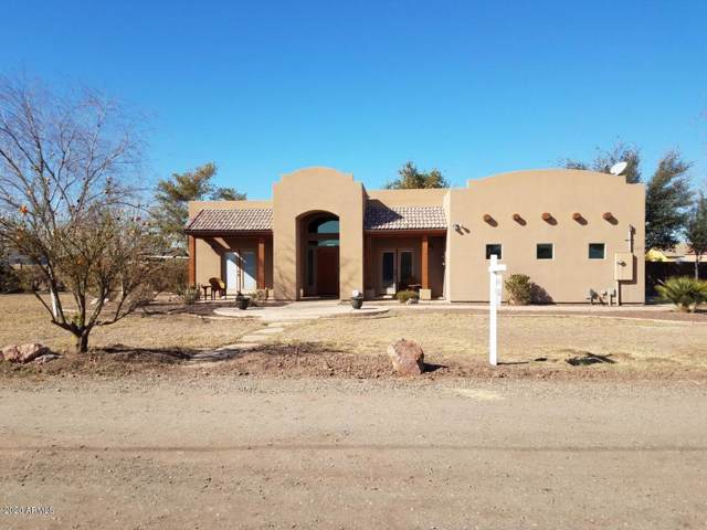 8816 S 214TH Drive, Buckeye, AZ 85326 (MLS #6019384) :: The Kenny Klaus Team