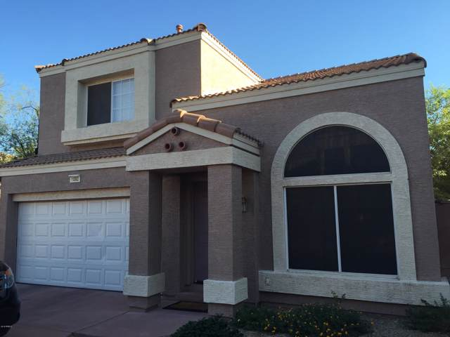17606 N 17TH Place #1092, Phoenix, AZ 85022 (MLS #6019395) :: Brett Tanner Home Selling Team