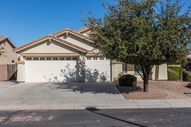 44156 W High Desert Trail, Maricopa, AZ 85139 (MLS #6019450) :: The Kenny Klaus Team