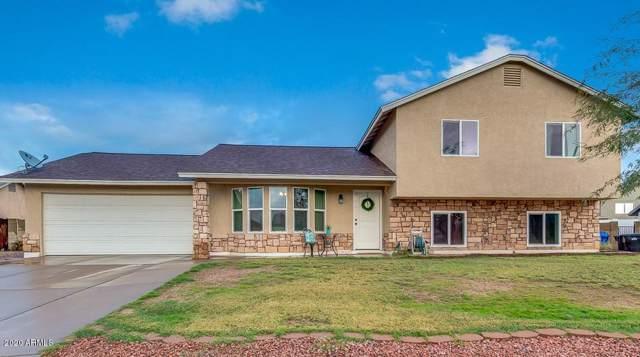 1849 N Saffron Circle, Mesa, AZ 85205 (MLS #6019533) :: Arizona Home Group