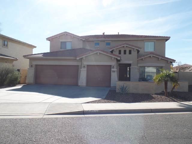 17029 W Post Drive, Surprise, AZ 85388 (MLS #6019543) :: The Laughton Team