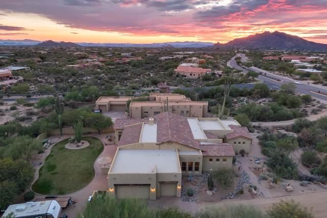 9019 E Cave Creek Road, Carefree, AZ 85377 (MLS #6019544) :: My Home Group