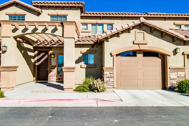 5350 E Deer Valley Drive #1283, Phoenix, AZ 85054 (MLS #6019548) :: Devor Real Estate Associates