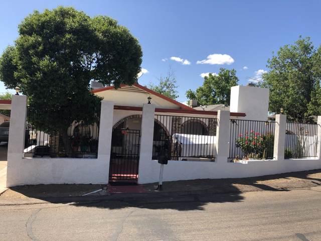 1321 E Mesquite Street, Globe, AZ 85501 (MLS #6019591) :: Yost Realty Group at RE/MAX Casa Grande