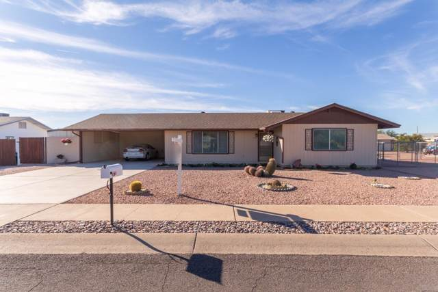 428 S 113TH Way, Mesa, AZ 85208 (MLS #6019593) :: CC & Co. Real Estate Team