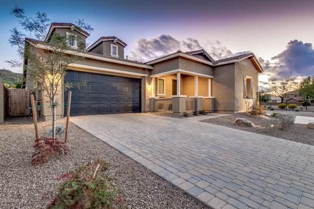 1415 E Gwen Street, Phoenix, AZ 85042 (MLS #6019597) :: The Kenny Klaus Team