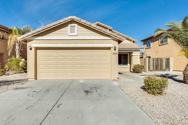2478 W Desert Spring Way, Queen Creek, AZ 85142 (MLS #6019617) :: The Kenny Klaus Team
