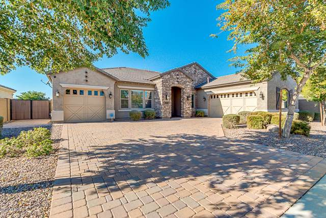21710 S 222ND Way, Queen Creek, AZ 85142 (MLS #6019635) :: Riddle Realty Group - Keller Williams Arizona Realty