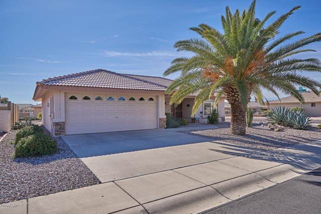 10951 E Keats Avenue, Mesa, AZ 85209 (MLS #6019647) :: The Kenny Klaus Team