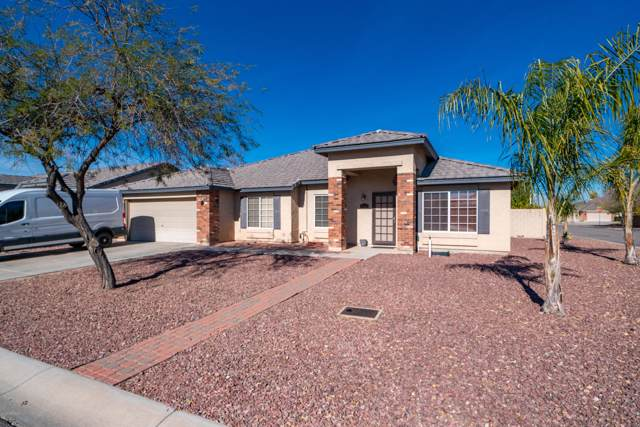 3844 E Whitehall Drive, San Tan Valley, AZ 85140 (MLS #6019649) :: The Kenny Klaus Team