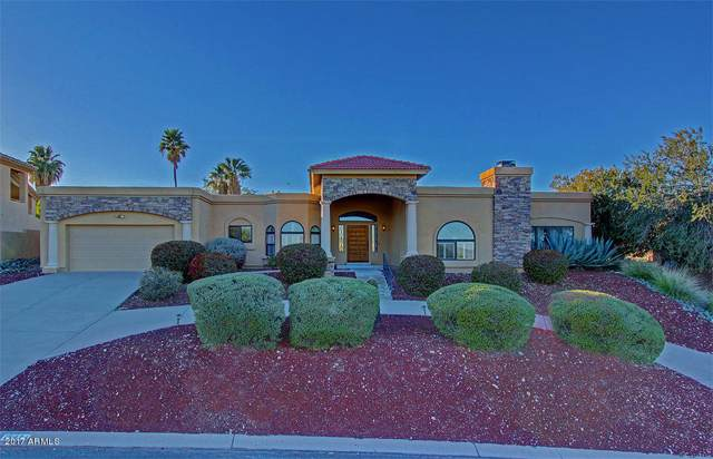 15474 E Cavern Drive, Fountain Hills, AZ 85268 (MLS #6019651) :: The Kenny Klaus Team