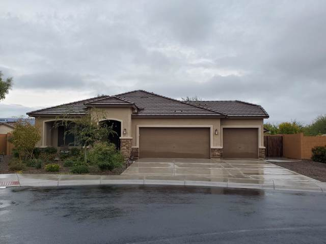 26072 W Escuda Drive, Buckeye, AZ 85396 (MLS #6019680) :: The Kenny Klaus Team