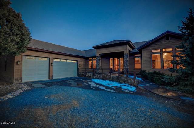 2765 Airpark Drive, Overgaard, AZ 85933 (MLS #6019720) :: The Kenny Klaus Team