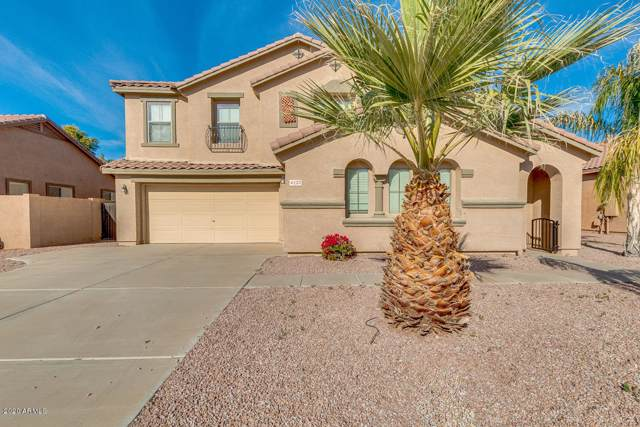 4122 E Palm Beach Drive, Chandler, AZ 85249 (MLS #6019740) :: The W Group
